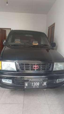 Toyota Kijang LGX Diesel 2001