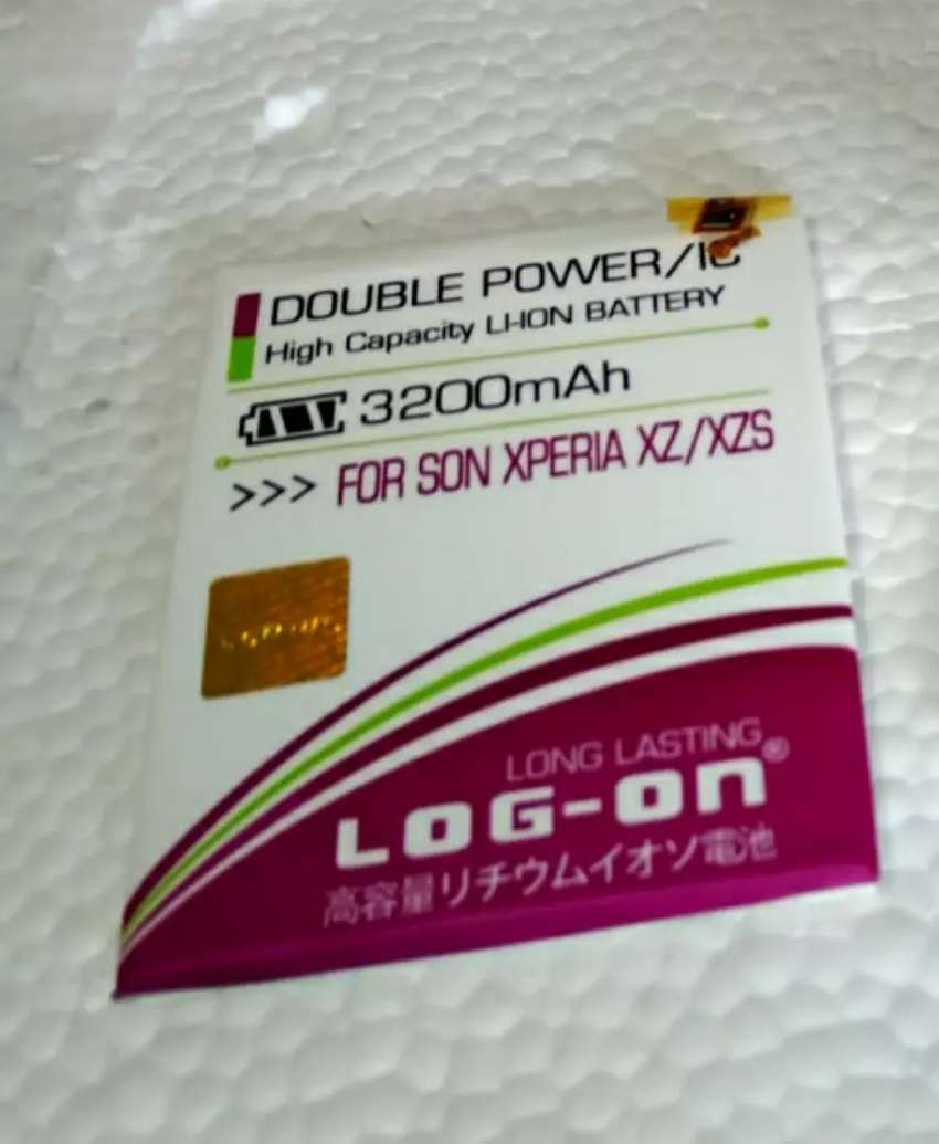 Baterai doble power sony Xperia xz berkualitas 0