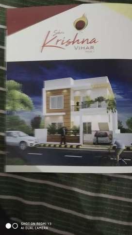 2BHK house in Champa Krishna Vihar Colony
