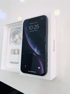 I PHONE XR 128GB GREY COLOUR WITH BILL WARRANTY AVAILABLE