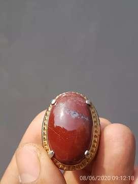 Natural Red Jesper motif