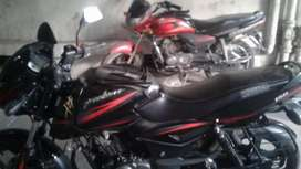 Pulsar 150, 2017 model with 14000 km driven