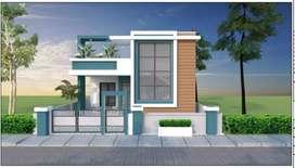 2 bhk 3 bhk individual houses in Sirgiti main road opp.gurudwara