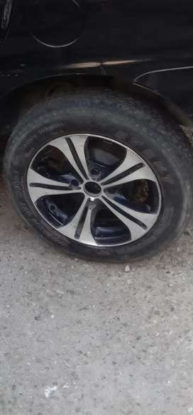 14 inch only alloy wheel