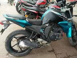Yamaha /fzs good condition active bike pickup is great