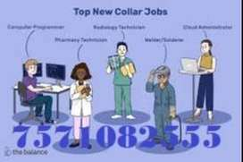 BACK OFFICE SALARY 15000 TO 25000