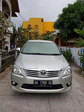 Toyota Kijang Innova Tahun 2012 Manual Bensin