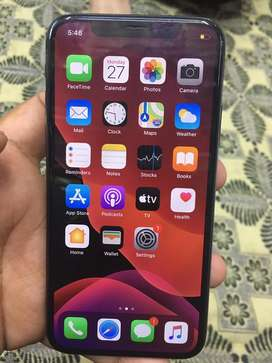 IPhone X 64gb space grey read description