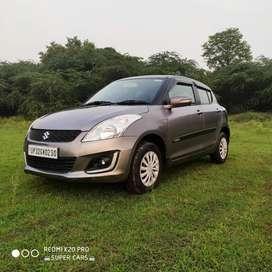 Maruti Suzuki Swift VXi 1.2 BS-IV, 2016, Petrol