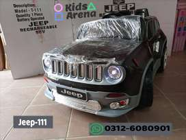 Jeep 111 - kids ride on toy
