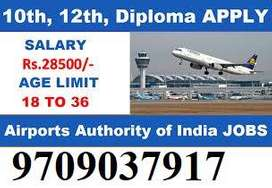 Airlines - Airport Job - Ground Staff Job Call or apply to this job