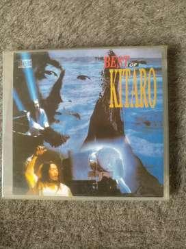 CD album the best of kitaro