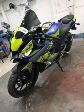 R15 V3 Modified ONLY 4 months