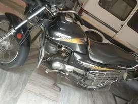 Hero honda passion bike