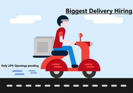 Allahabad - Delivery Associate