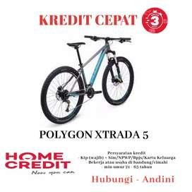 Polygon xtrada 5 kredit cepat Promo mantap -BandungCimahi-