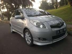 Toyota yaris s limited th 2011 at mbl full otsinil ban 4 masih bagus