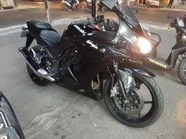 Dijual cepat motor ninja 250 cc