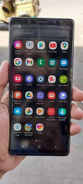 Samsung Galaxy Note 8 official duall sim PTA approved