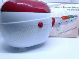 Mini ultrasonic cleaner mesin pembersih perhiasan