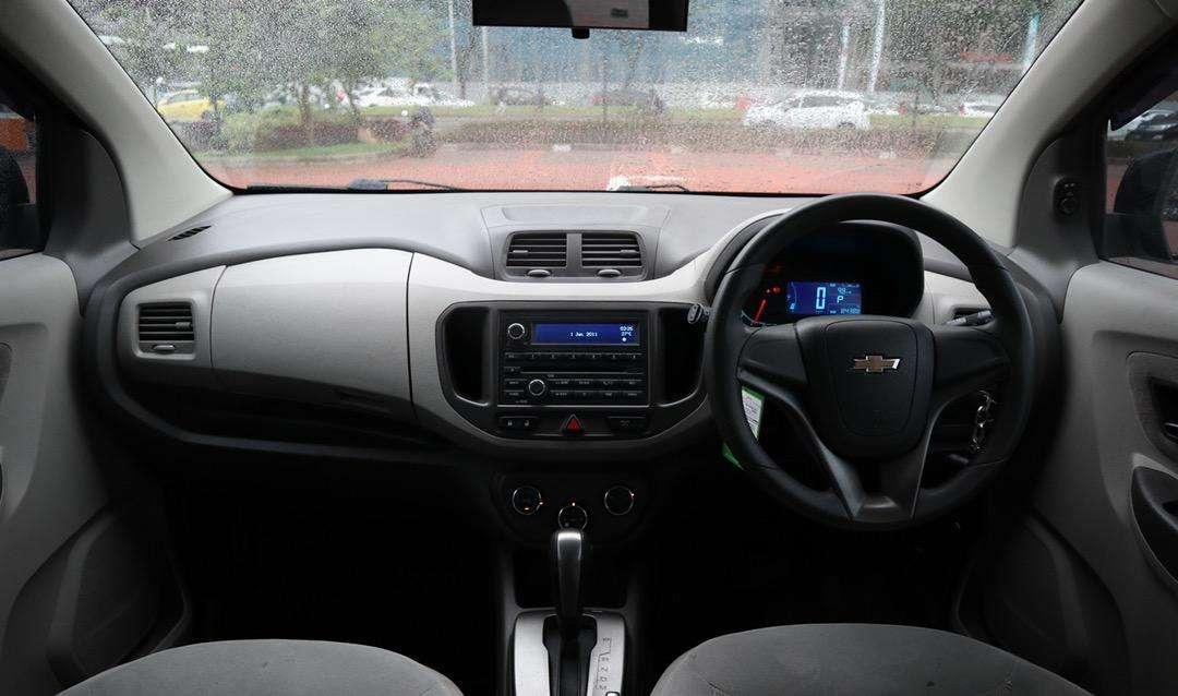 Chevrolet Spin LTZ 2014
