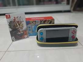 Nintendo Switch Lite Nintendo Edition