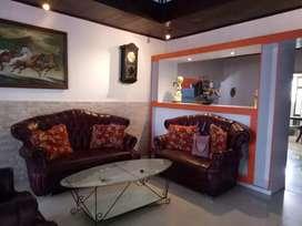Rumah Lantai 2 LT.104m2 di Padang Sambian Kelod