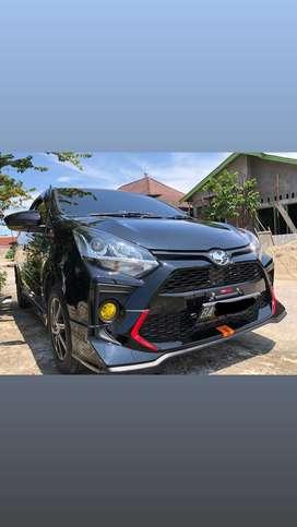 Dijial Agya 2020 TRD Facelift