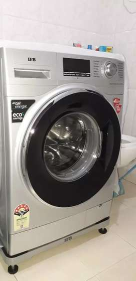 Fully atomatic front load washing machine ifb brand new