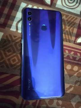 Honor 10 Lite Blue colour for sell without any problems and scratch