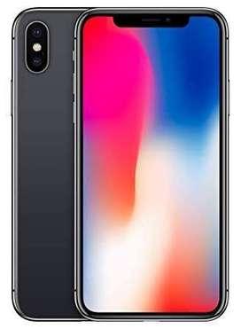 Iphone X 64 GB brand new only one month old