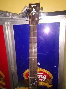 Jual gitar akustik yamaha custom
