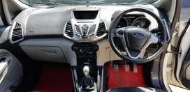 Ford Ecosport 1.5 TDCi Titanium, 2013, Diesel