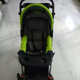 1-5 years kids pram only 1.5 years old