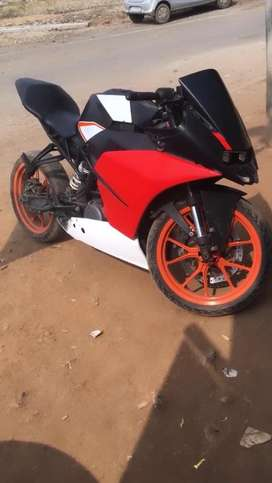 Wanna sell Or Exchange  my Rc390  Model