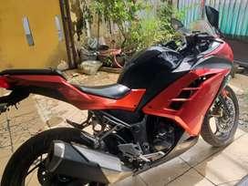 Kawasaki Ninja 250 FI 2014 ABS Keren