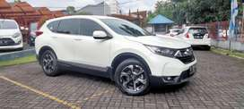 #ANGPAOHOKI CRV TURBO 1.5 AT 2018 PUTIH | tt pajero vrz 2017 2018