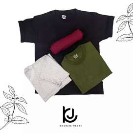 Basic round and polo T-shirts