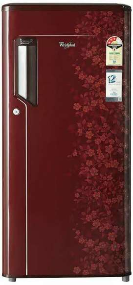 Whirlpool 190 l new fridge