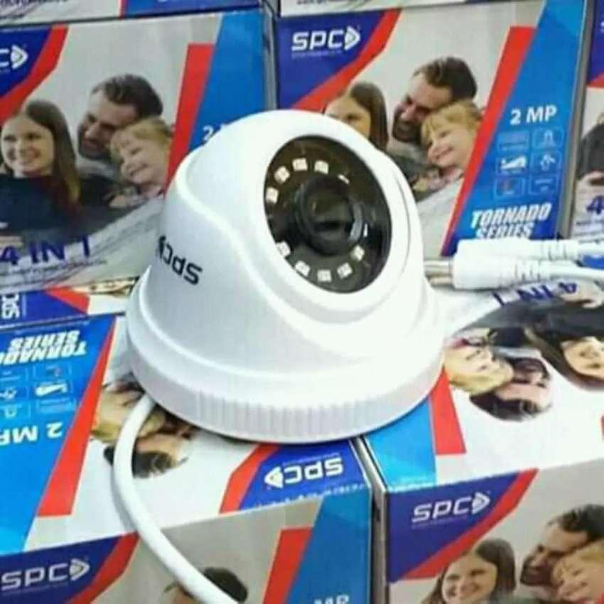 Pantau keamanan kamera CCTV paket online+ pemasangan di rumah anda 0