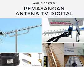 Spesialis Jasa Pasang Antena TV outdoor