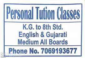 Classes Personal