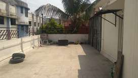 It is a 1bhk with one penthouse and open terrace.