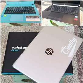 Jual santai Laptop Acer dan HP