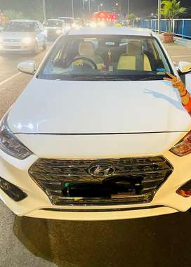 Hyundai Verna 2019 Petrol Excellent Condition