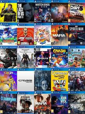 Ps4 new JAILBREAK GAMES ! BEST PRICES only at MY GAMES !