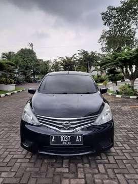 Dijual Nissan Grand Livina 1,5 SV Hitam