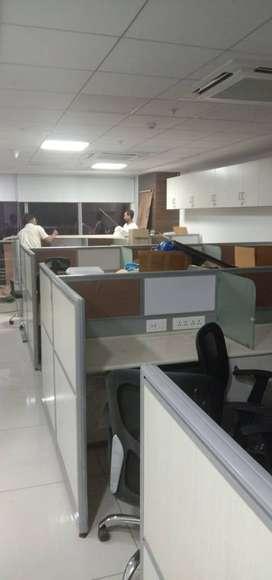 21 seater Furnish office on rent in mahape, navi mumbai