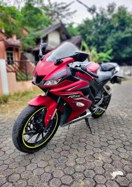 Yamaha R15 V3 2017 Cash/kredit TT Ninja MDP Kawasaki w175 Nmax freeOli