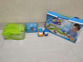Mainan Anak Rel Mobil Serangga / Rail Car Toys /